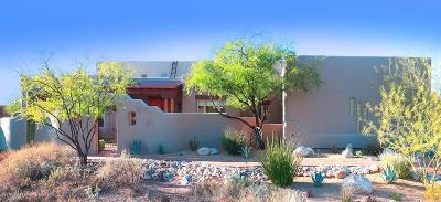 Oro Valley Single Family Home For Sale: 12301 N Cloud Ridge Dr