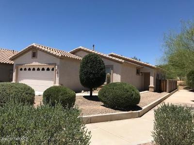 Marana Single Family Home For Sale: 5470 W Silent Dove Way