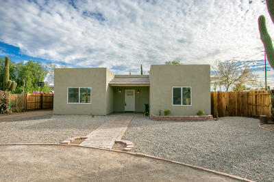 Tucson Single Family Home Active Contingent: 3208 N Wilson Avenue