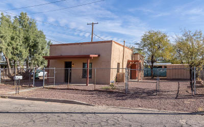 Pima County Single Family Home Active Contingent: 4019 S Lundy Avenue