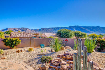 Single Family Home For Sale: 63449 E Desert Peak Drive