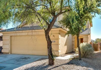 Green Valley Single Family Home Active Contingent: 649 W Desert Blossom Drive