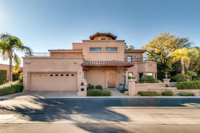 Tucson Townhouse For Sale: 6120 E 5th Street #136B
