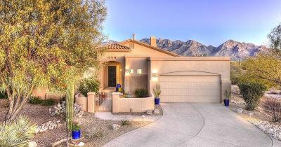 Oro Valley Single Family Home For Sale: 1219 W Acanthus Place