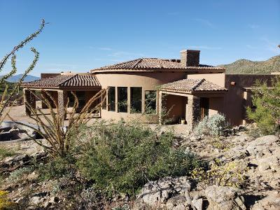 Oro Valley Single Family Home For Sale: 14530 N Granite Peak Place