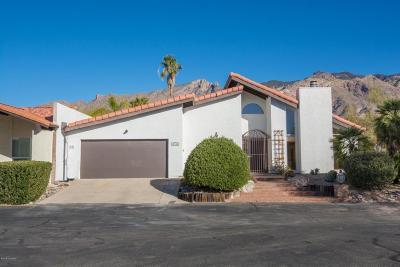Tucson Townhouse For Sale: 5940 N Placita Del Conde