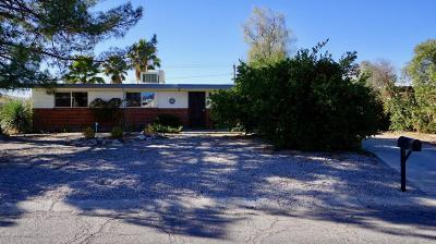 Tucson Single Family Home For Sale: 610 S Rosemont Avenue