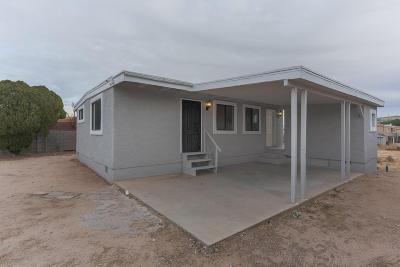 Pima County Single Family Home Active Contingent: 1410 E Ginter Road