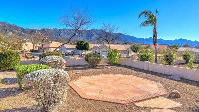 Saddlebrooke Single Family Home For Sale: 36075 S Mesa Ridge Drive