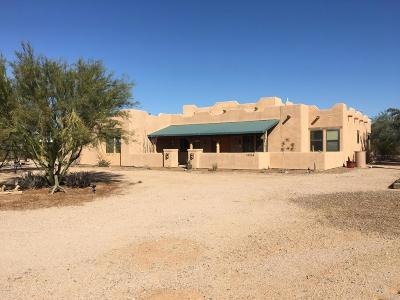 Marana Single Family Home For Sale: 33329 S Binard Avenue