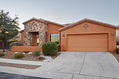 Sabino Mountain (1-290) Single Family Home For Sale: 4635 N Black Rock Place
