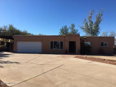 Oro Valley Single Family Home Active Contingent: 1221 W Linda Vista Boulevard