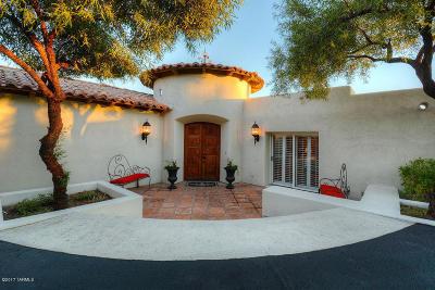Hacienda Del Sol (1-69), Hacienda Del Sol Estates (1-68) Single Family Home Active Contingent: 4900 N Avenida De Vizcaya