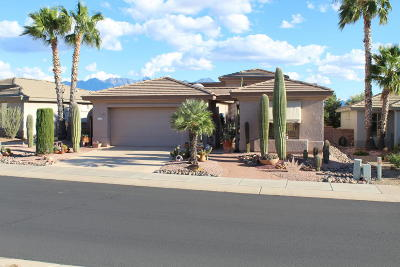 Green Valley Single Family Home For Sale: 4685 S Pinnacle Peak Drive