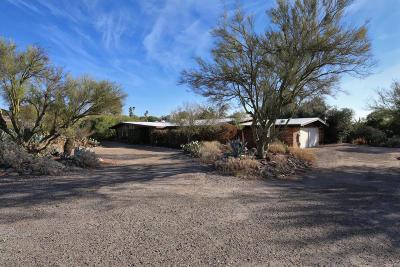 Tucson Single Family Home For Sale: 6020 N Camino De Santa Valera
