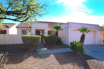 Tucson Single Family Home For Sale: 3330 W Desert Bend Loop