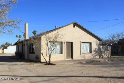 Tucson Residential Income For Sale: 143 E Navajo Road