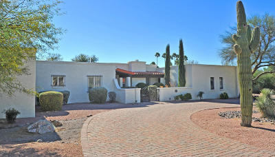 Oro Valley Single Family Home For Sale: 81 W Greenock Drive