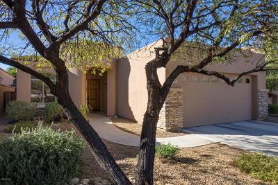 Tucson Single Family Home For Sale: 3447 E Corte Paloma Brava