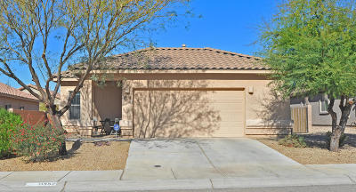 Marana Single Family Home Active Contingent: 11552 W Stone Hearth Street
