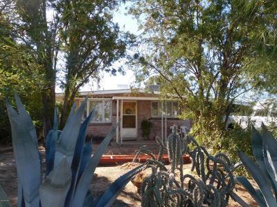 Tucson Single Family Home For Sale: 5802 E Linden Street