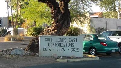 Tucson Condo For Sale: 6615 E Golf Links Road #10