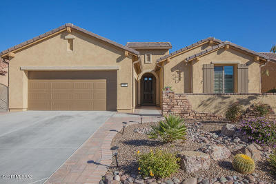 Green Valley Single Family Home Active Contingent: 958 N Turquoise Vista Drive