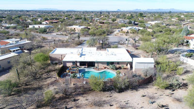 Tucson Single Family Home For Sale: 2460 N Calle De Maurer