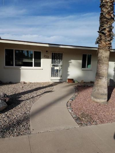 Tucson Condo Active Contingent: 432 N Silverbell Road