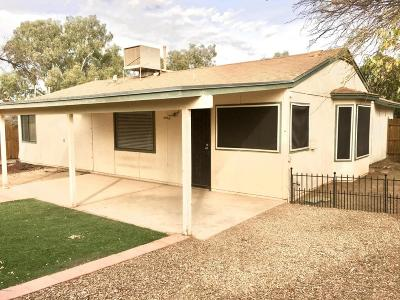 Tucson Single Family Home For Sale: 2511 W Fanbrook Road
