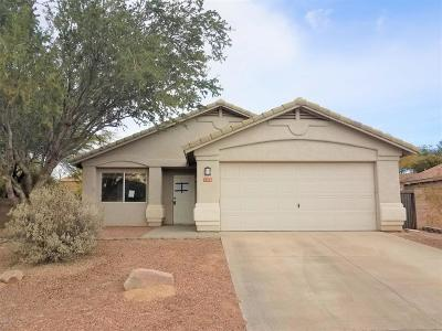 Marana Single Family Home For Sale: 5476 W Durham Hills Street