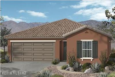 Marana Single Family Home For Sale: 11655 W Boll Bloom Drive