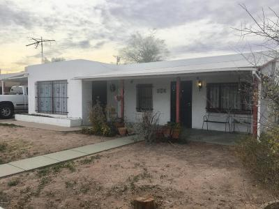 Single Family Home For Sale: 4818 S 11th Avenue
