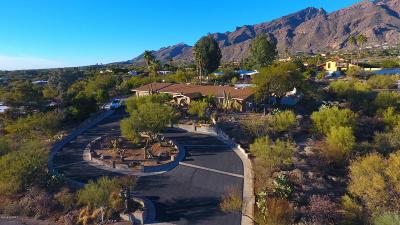 Tucson Single Family Home Active Contingent: 5011 E Camino Alisa