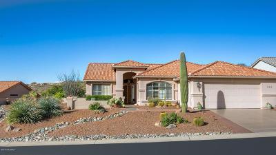 Saddlebrooke, Saddlebrooke Ranch Single Family Home For Sale: 35912 S Wind Crest Drive