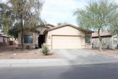 Marana Single Family Home For Sale: 11772 W Farmall Drive