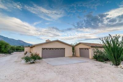 Tucson Single Family Home For Sale: 6602 N Camino Abbey