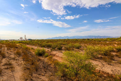 Tucson Residential Lots & Land For Sale: 8800 E Old Vail Road