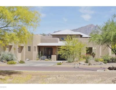 Single Family Home Active Contingent: 5015 E Parade Ground Loop