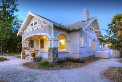 Tucson Single Family Home For Sale: 623 N 3rd Avenue