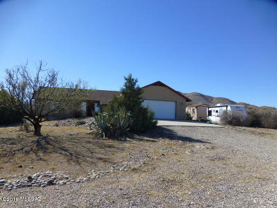 Cochise Single Family Home For Sale: 2787 N Nino Place