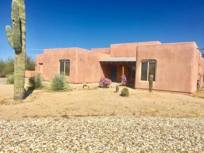 Tucson Single Family Home Active Contingent: 7862 W Wolf Spider Place