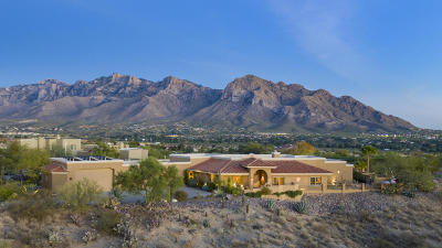 Oro Valley Single Family Home For Sale: 10685 N Rocky Slope Place