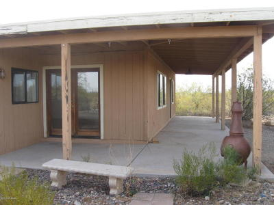 Tucson Single Family Home For Sale: 9411 W Sky Blue Drive