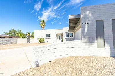 Tucson Single Family Home For Sale: 8909 E 25th Street