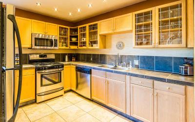 Tucson Single Family Home For Sale: 968 N Rosemont Boulevard