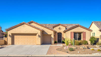 Single Family Home Active Contingent: 39792 S Sand Crest Drive