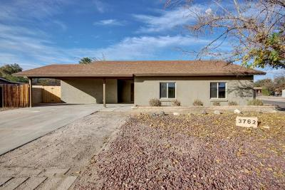 Tucson Single Family Home For Sale: 3762 W Rudolf Drive