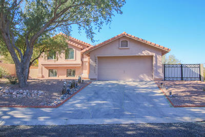 Oro Valley Single Family Home For Sale: 10055 N Roxbury Drive