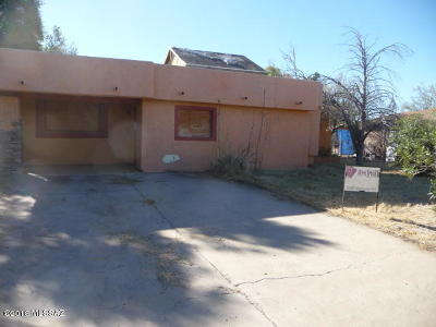 Tucson Single Family Home For Sale: 909 W Calle Ramona